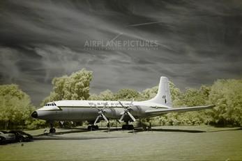 XM497 - Royal Air Force Bristol 175 Britannia