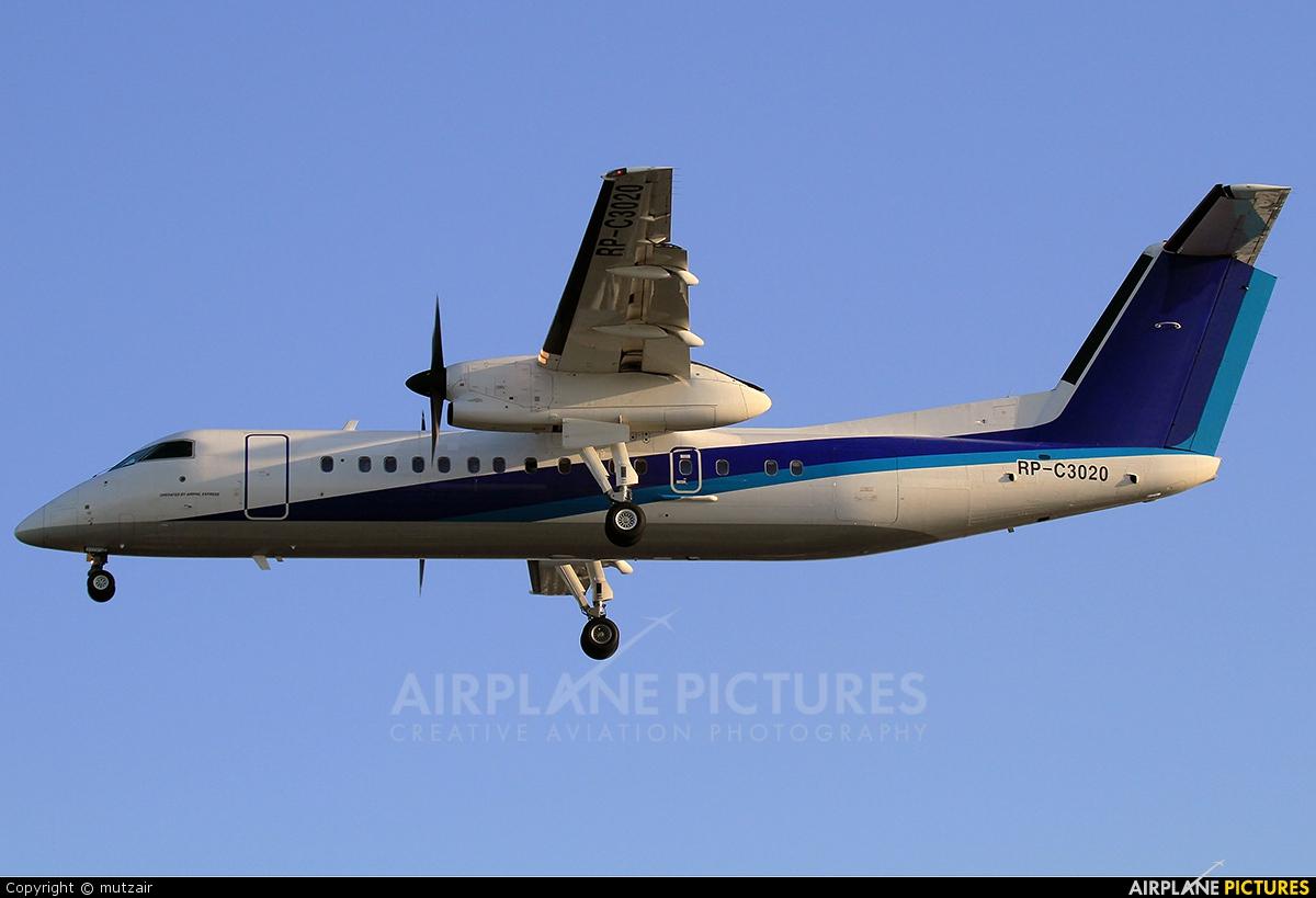 Airphil Express RP-C3020 aircraft at Manila Ninoy Aquino Intl