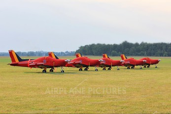 - - Belgium - Air Force SIAI-Marchetti SF-260