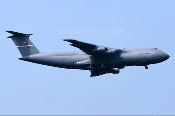87-0029 - USA - Air Force Lockheed C-5B Galaxy