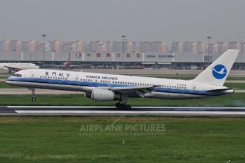 B-2869 - Xiamen Airlines Boeing 757-200