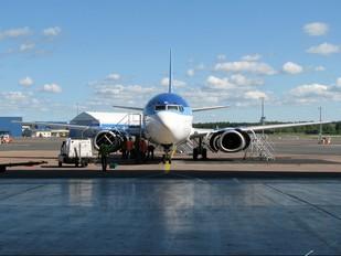 ES-ABL - Estonian Air Boeing 737-500