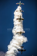"""MM54514 - Italy - Air Force """"Frecce Tricolori"""" Aermacchi MB-339-A/PAN"""