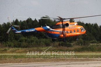 RA-22467 - Private Mil Mi-8PS