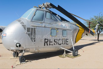 52-7537 - USA - Air Force Sikorsky UH-19B Chicasaw