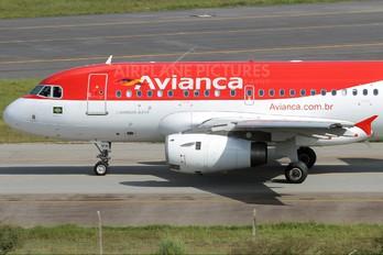 PR-AVH - Avianca Brasil Airbus A318