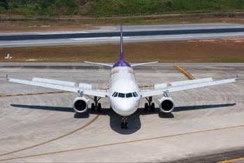 HS-TXA - Thai Smile Airbus A320
