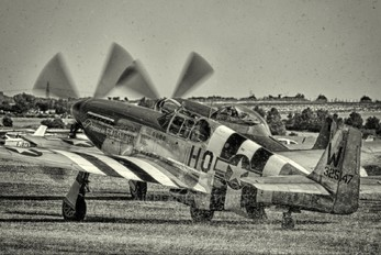 N487FS - Comanche Fighters North American P-51C Mustang