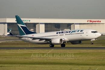 C-GWRG - WestJet Airlines Boeing 737-800