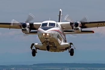 OM-SAB - Dubnica Air LET L-410 Turbolet
