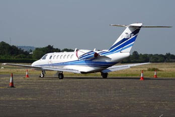 M-MIKE - Private Cessna 525B Citation CJ3