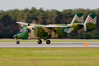 0212 - Poland - Air Force PZL M-28 Bryza