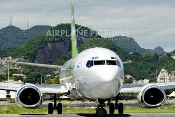 PR-WJL - WebJet Linhas Aéreas Boeing 737-300