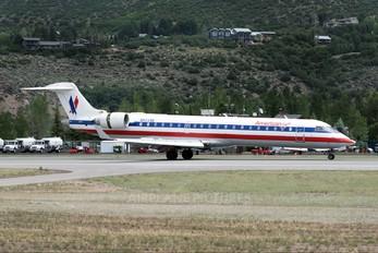 N503AE - American Eagle Canadair CL-600 CRJ-700
