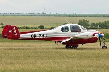 OK-PHJ - Bemoair LET L-200 Morava