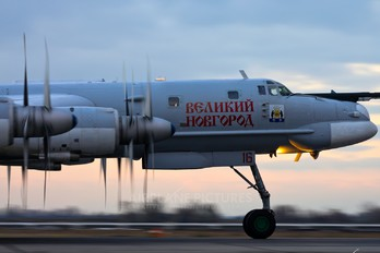 16 - Russia - Air Force Tupolev Tu-95MS