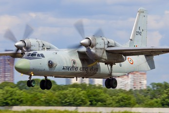 K2742 - India - Air Force Antonov An-32 (all models)
