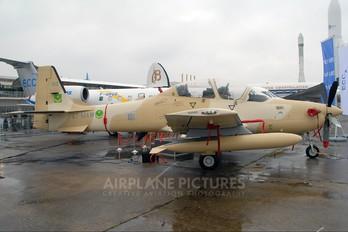 5T-MAW - Mauritania - Air Force Embraer EMB-312 Tucano