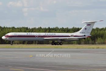 RA-86570 - Russia - МЧС России EMERCOM Ilyushin Il-62 (all models)