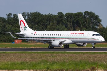 PH-DNA - Royal Air Maroc Embraer ERJ-190 (190-100)