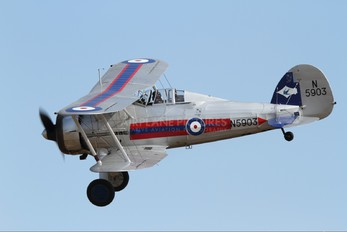 G-GLAD - Patina Gloster Gladiator