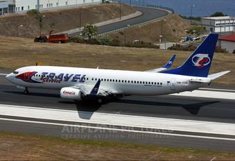 OM-TVR - Travel Service Boeing 737-800