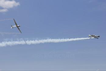 G-IIFX - Swift Aerobatic Display Team Margański & Mysłowski MDM-1 Fox series