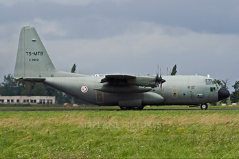 Z21012 - Tunisia - Air Force Lockheed C-130H Hercules