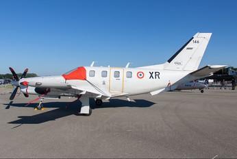 146 - France - Air Force Socata TBM 700