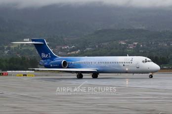OH-BLG - Blue1 Boeing 717