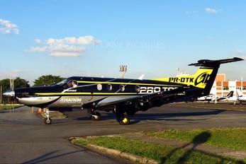 PR-OTK - Private Pilatus PC-12