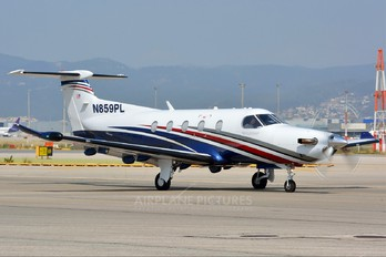N859PL - Private Pilatus PC-12