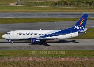 CP-2716 - Boliviana de Aviación - BoA Boeing 737-300