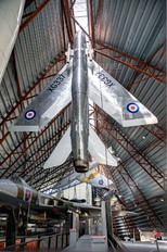XG337 - Royal Air Force English Electric Lightning F.1
