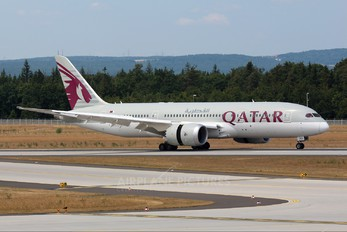 A7-BCL - Qatar Airways Boeing 787-8 Dreamliner