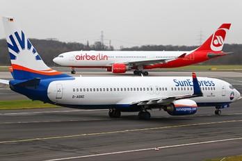D-ASXE - SunExpress Germany Boeing 737-800