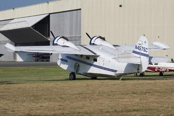 N4575C - Private Grumman G-21A Goose