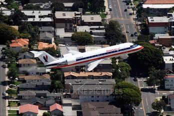 N868CA - American Eagle Canadair CL-600 CRJ-200