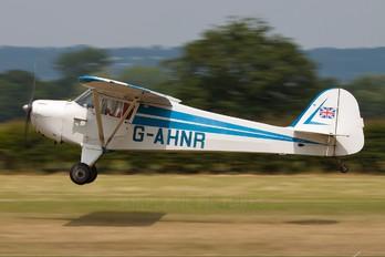 G-AHNR - Private Taylorcraft BC-12D Twosome