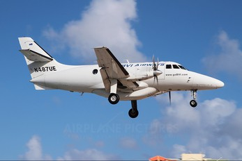 N487UE - BVI Airways Scottish Aviation Jetstream 31