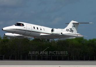 XB-DDG - Private Learjet 25