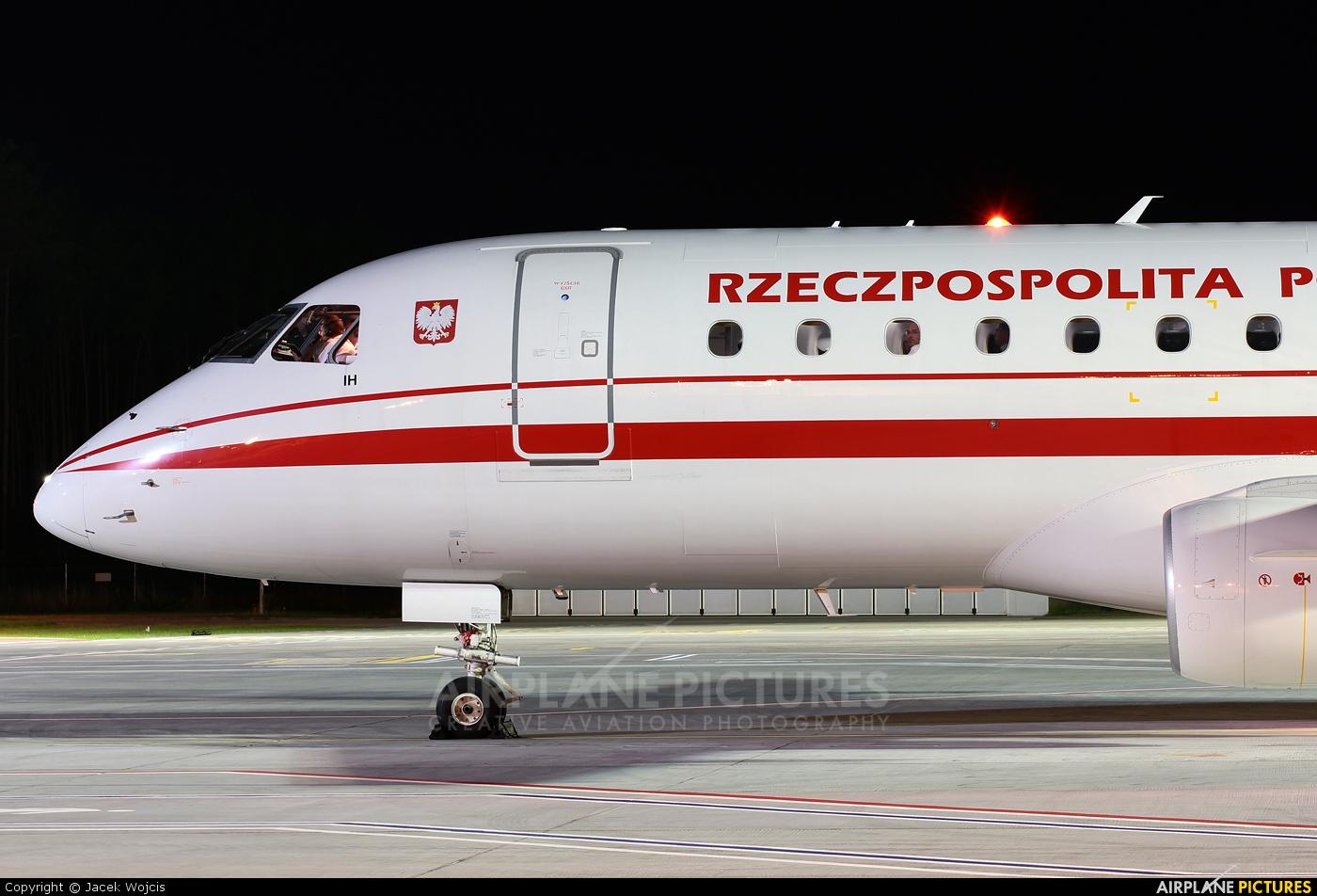 Poland - Government SP-LIH aircraft at Bydgoszcz - Szwederowo