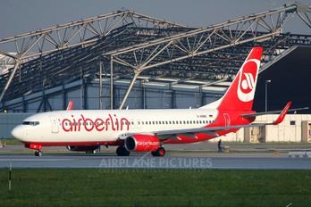D-ABBK - Air Berlin Boeing 737-800