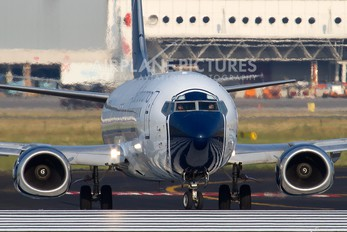 EI-CUA - Blue Panorama Airlines Boeing 737-400