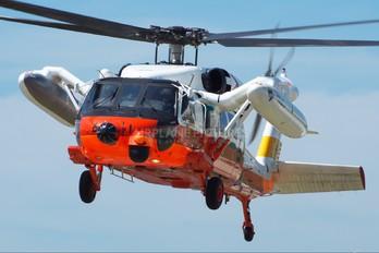 - - Japan - Maritime Self-Defense Force Mitsubishi UH-60J