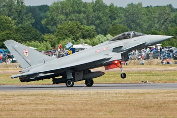 ZK307 - Royal Air Force Eurofighter Typhoon FGR.4