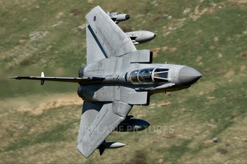 ZA550 - Royal Air Force Panavia Tornado GR.4 / 4A