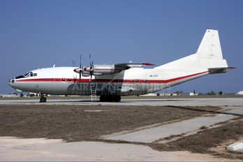 UR-CAG - Ukraine Air Alliance Antonov An-12 (all models)