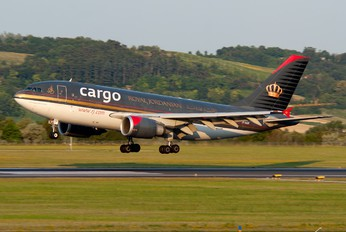 JY-AGR - Royal Jordanian Cargo Airbus A310F