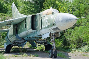 205 - Romania - Air Force Mikoyan-Gurevich MiG-23MF